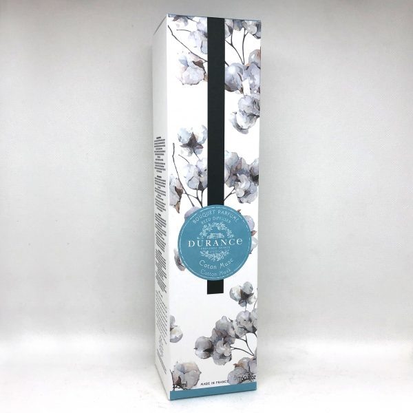 Durance Diffuser Cotton Musk