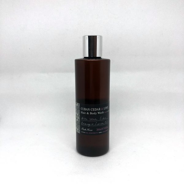 Bath House_Hair Wash_Cuban Cedar & Lime