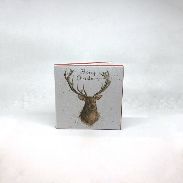 Wrendale_card pack_deer_1