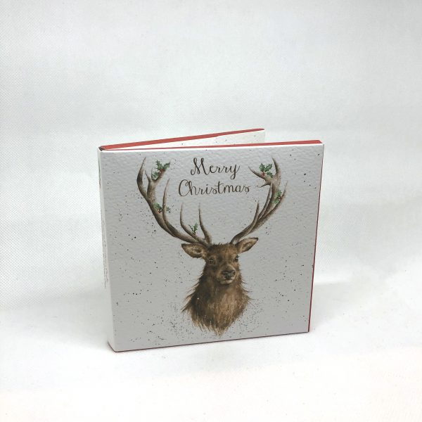 Wrendale_card pack_deer_2