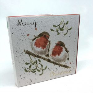 Wrendale_card pack_misletoe_2