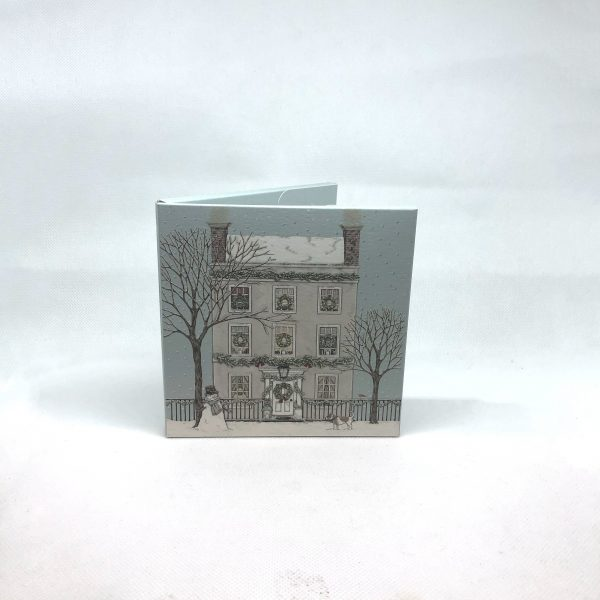 Wrendale_card pack_townhouse_1
