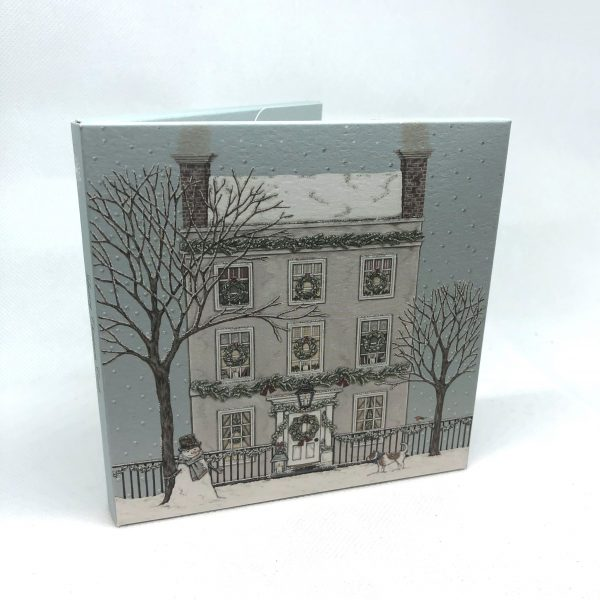 Wrendale_card pack_townhouse_2